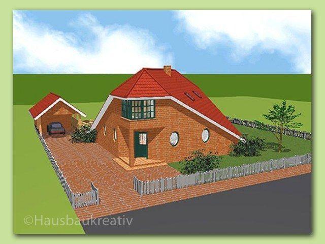Hausbau kreativ for Hausbau bilder